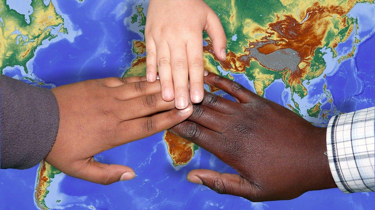 Compartimos espacios con inmigrantes